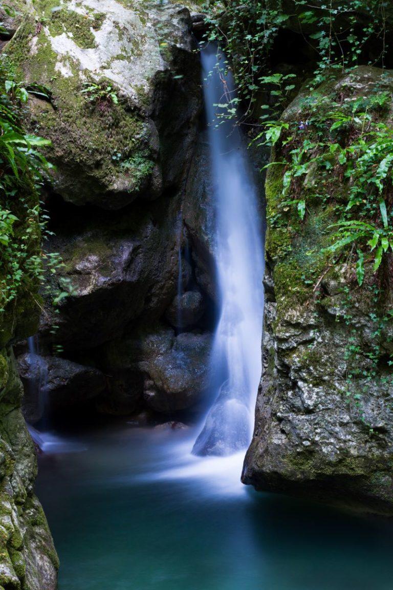 cascate di Candalla di Camaiore