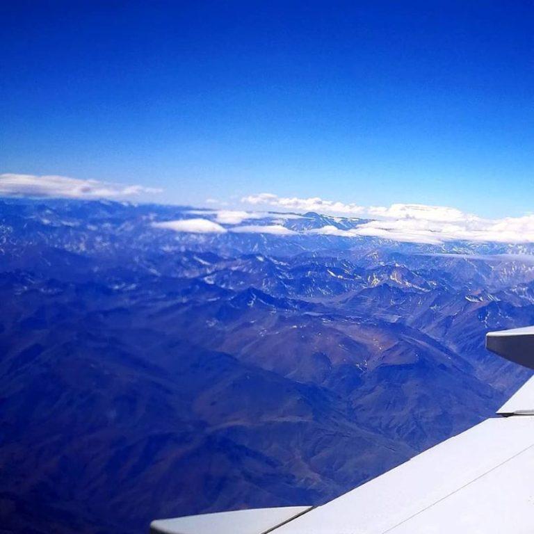 cieli della Bolivia
