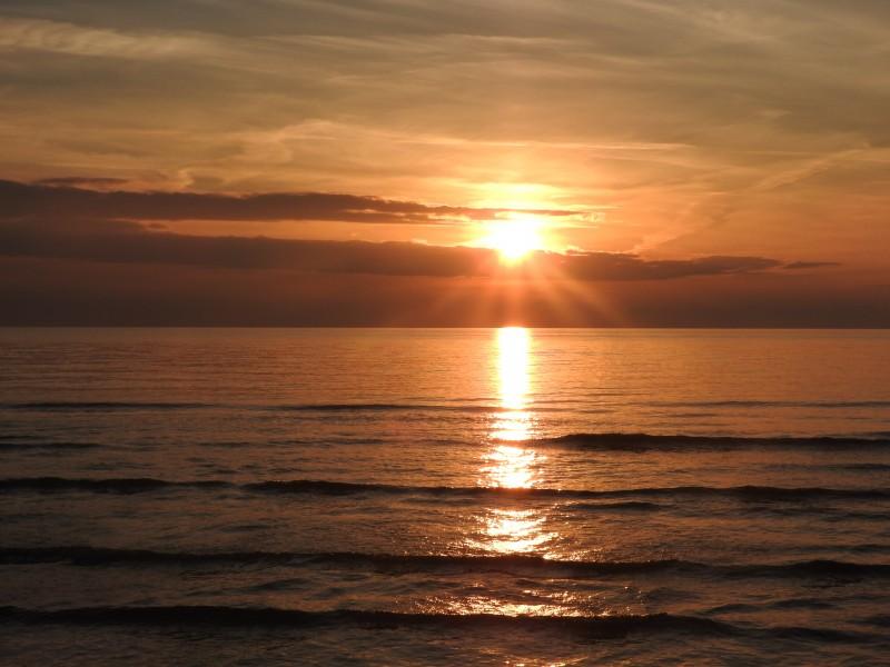 intramontabile tramonto