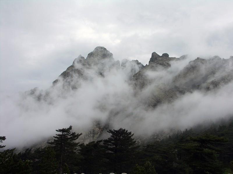 la montagna celata