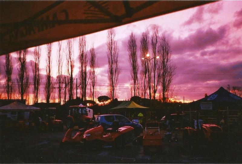tramonto a san biagio
